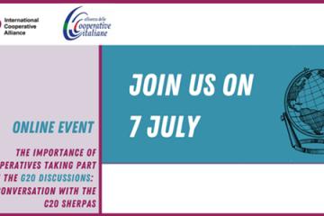 ICA - Alleanza Cooperative webinar 7 luglio